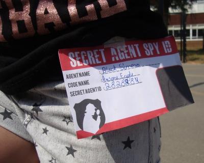Holiday Club secret agents