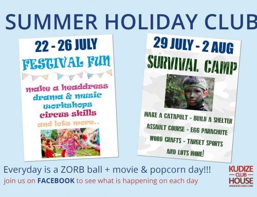 Summer Holiday Club