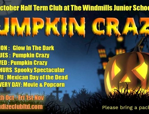 Pumpkin Crazy October Holiday Club
